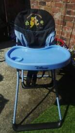 High Chair by Hauck Winnie the pooh