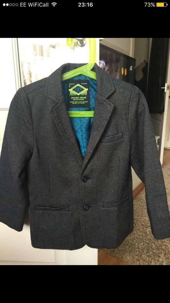 2a4ba3182 Next boys blazer style jacket age 4-5