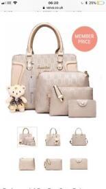 4 set bag for sale