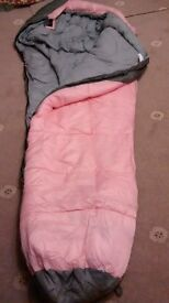 Excellent condition Mummy sleeping bag
