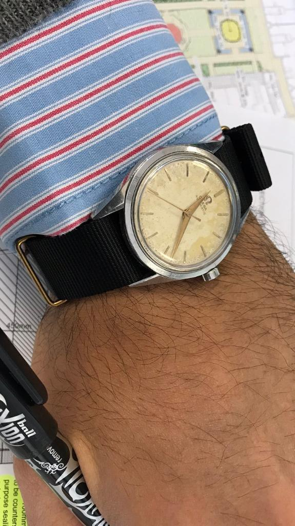 Omega Automatic Watch Vintage Watch