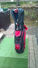 Set of Masters MC-Z 130 golf clubs