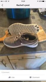 New free run trainers size 6