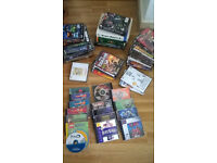 PC GAMES - over 40 used PC games