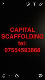 Capital scaffolding Sheffield