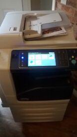 Xerox WorkCentre 7545 A3 Colour Laser Printer Copier Scanner