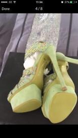 Deseigner heels
