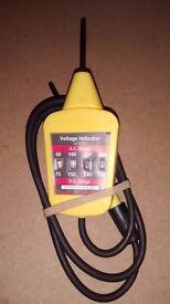 martindale voltage indicator