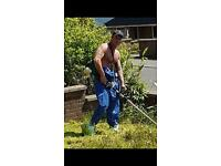 TWINNY'S gardening services. Window cleaning jetwashing rubbish removal