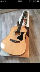 Brand new Ibanez acoustic guitar