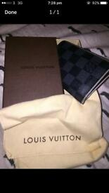 Real Louis Vuitton Wallet for sale