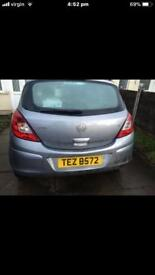 Corsa 2007 low millage full service history 5 door low Insurance and fuel 1.2 petrol