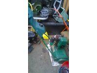 7 petrol lawnmowers 3 work perfect