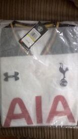 Tottenham football shirts