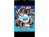 Capital Summertime Ball 2x Upper Tier tickets