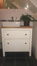 IKEA Washstand with Basin