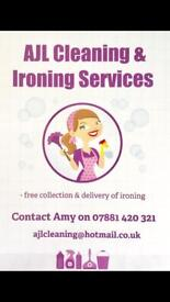 AJL Cleaning & Ironing Services