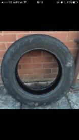 Tyre- 185/65/15 T