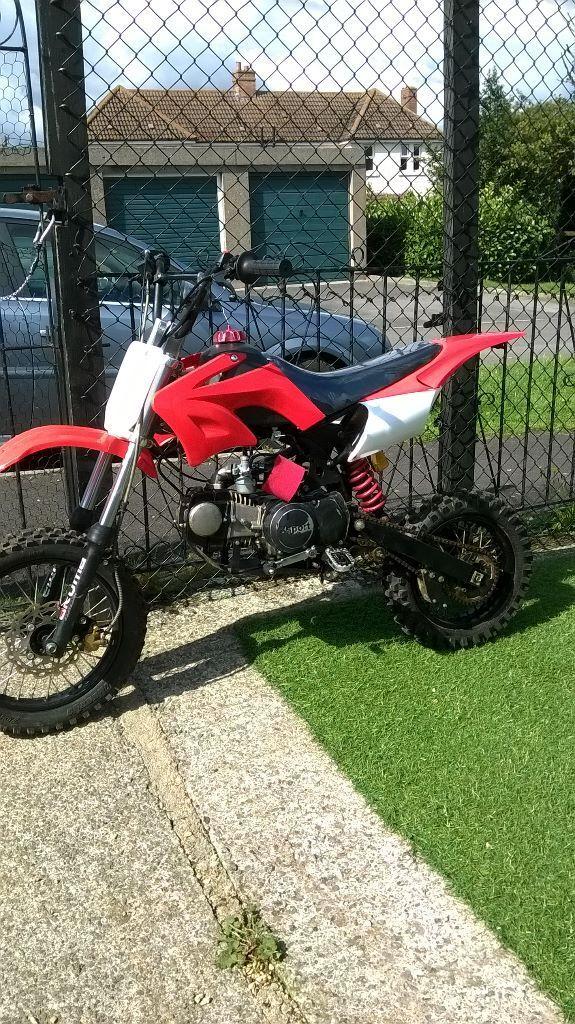 Akuma Pit Bike 125cc In Radstock Somerset Gumtree