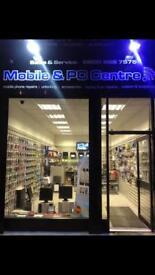 Mobile Phone shop For sale in Pollokshields Glasgow