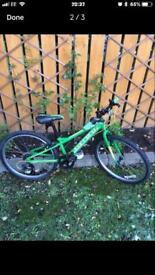Boys Carrera Abyss 10.5 Bike