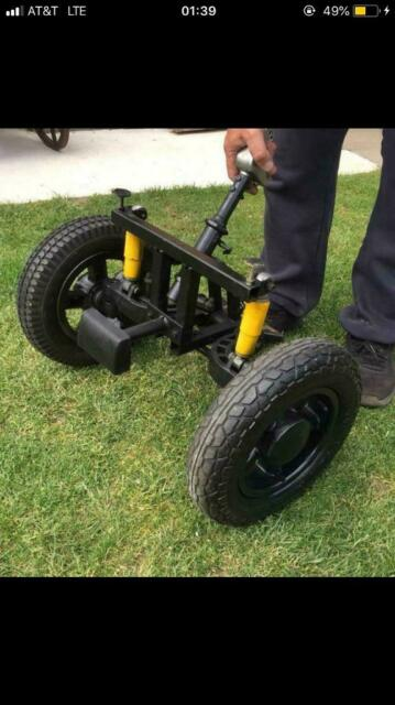 Shoprider Cordoba Mobility Scooter Parts Wheels Suspension Wishbones Etc  Only £55 | in Heathrow, London | Gumtree