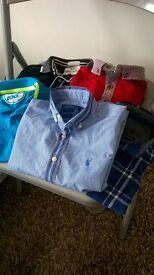 Bundle of Debenhams Boys Clothes Age 5-6