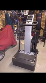 Vibro Plate Machine iv400 commercial cost £3,250