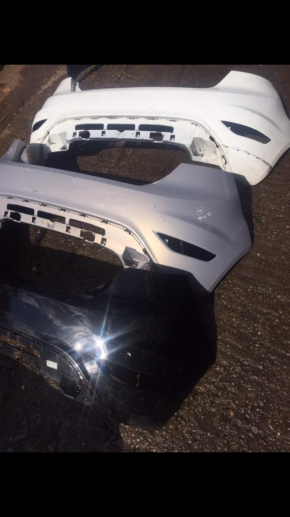 Genuine Ford Fiesta rear bumper choice of model and colour can deliver