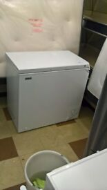 Fridgemaster Dented New Chest Freezer - 6 months warranty