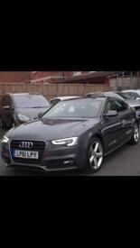 Audi A5 Sportback S line 2.0tdi 5door