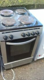 black rings electric cooker 50cm...free delivery