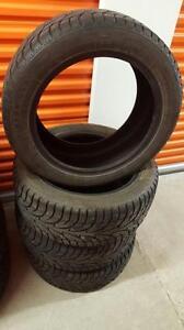 (54) Pneus d'Hiver - Winter Tires 215-55-17 Winter Claw