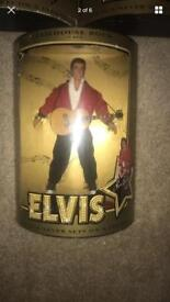 Elvis Presley 12 inch figures box nice for age