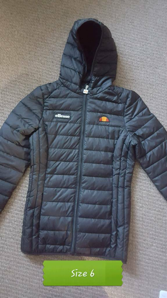 316b46b4 Ellesse padded jacket | in Long Sutton, Lincolnshire | Gumtree