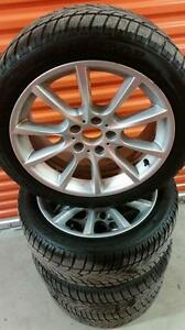 (75) Pneus d'Hiver - Winter Tires 245-45-18 Dunlop
