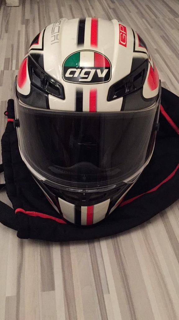 Motorcycle helmet AGV GP TECH number 7