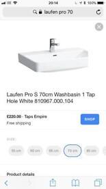 Laufen basin