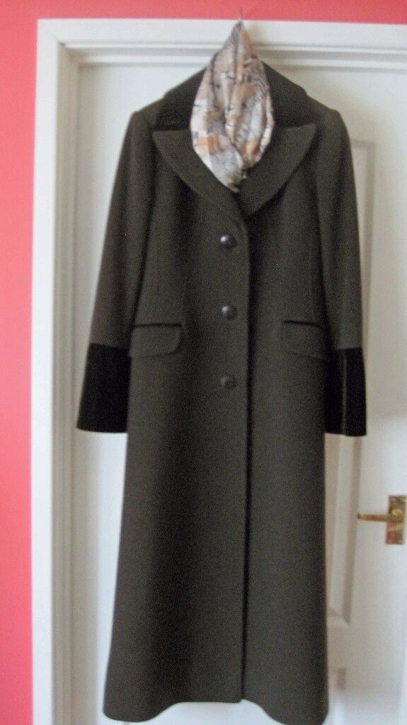 Planet wool and cashmere coat
