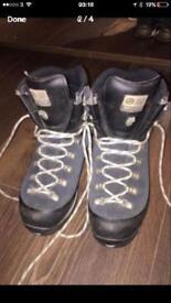 Scarpa manta mountaineering boots hill walking