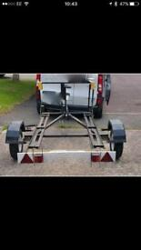 Motocross Motorcycle Trailer