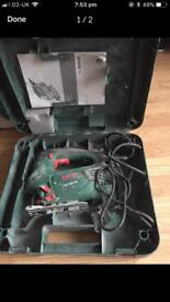 Bosch jigsaw for parts are repair