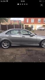 Mercedes c250 amg sport automatic silver