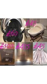 Various Items - individually priced
