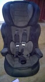 New premium edition car seat stage 123