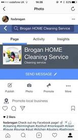 Brogans home cleaning