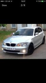 BMW 116i for sale or swap