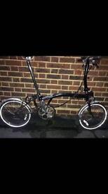 Brompton Bike Foldable