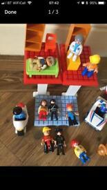 Playmobile bundle toys