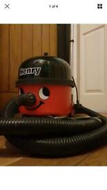 Henry vaccum cleaner